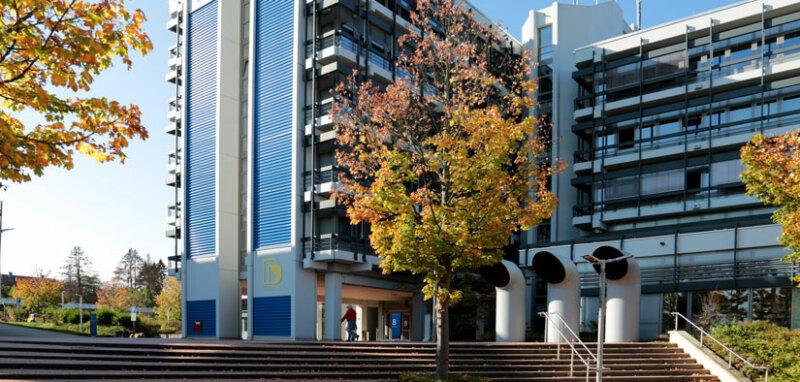 Gebäude der FernUniversität Hagen