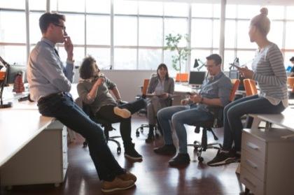 Personal bzw. Mitarbeiter im Start-Up