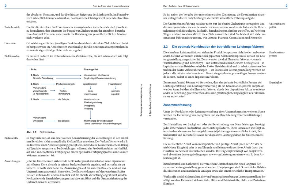Lernskript Wirtschaftsfachwirt ILS