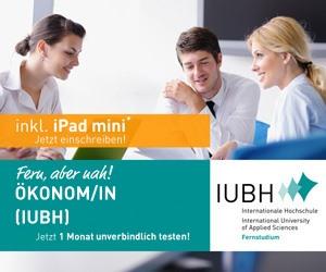 Ökonom IUBH