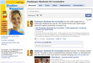 HAF Facebook