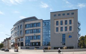 Bildungszentrum der Euro-FH in Hamburg